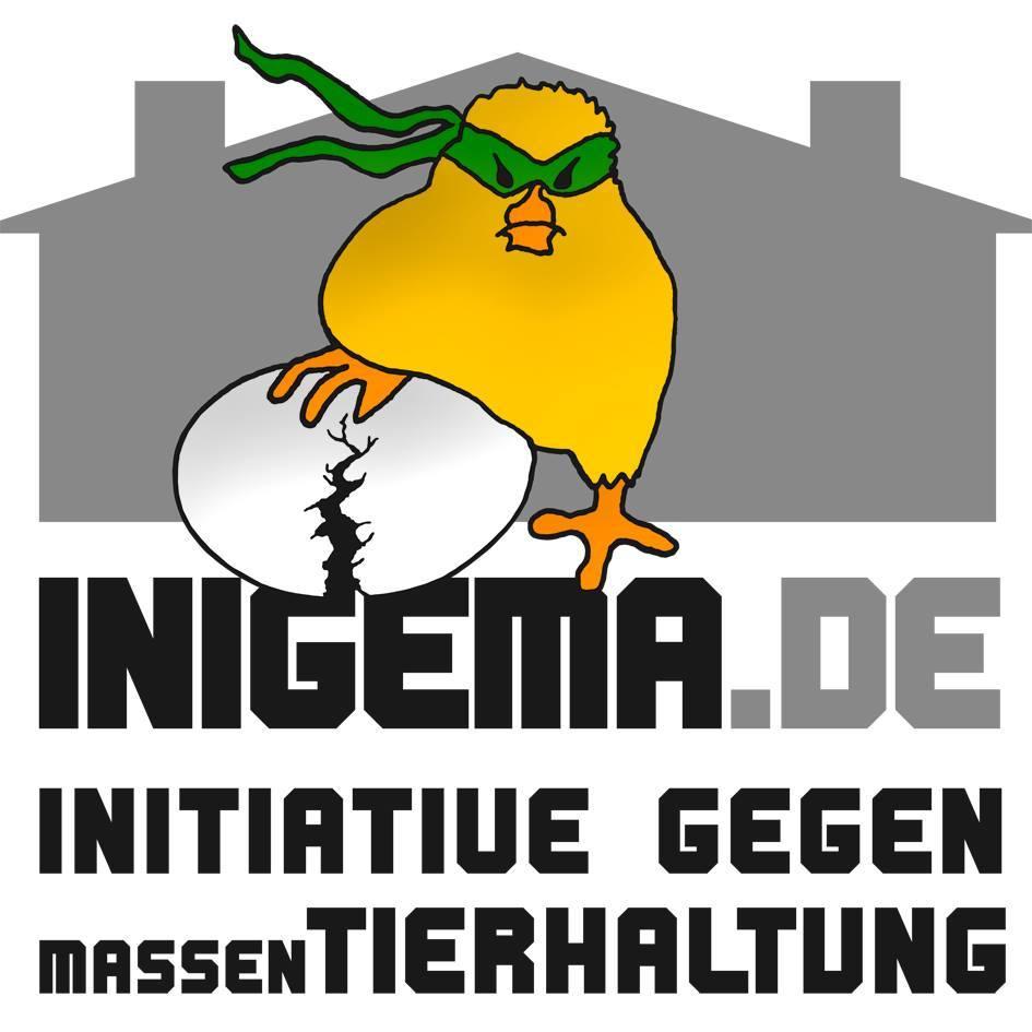 Initiative Gegen Massentierhaltung Logo