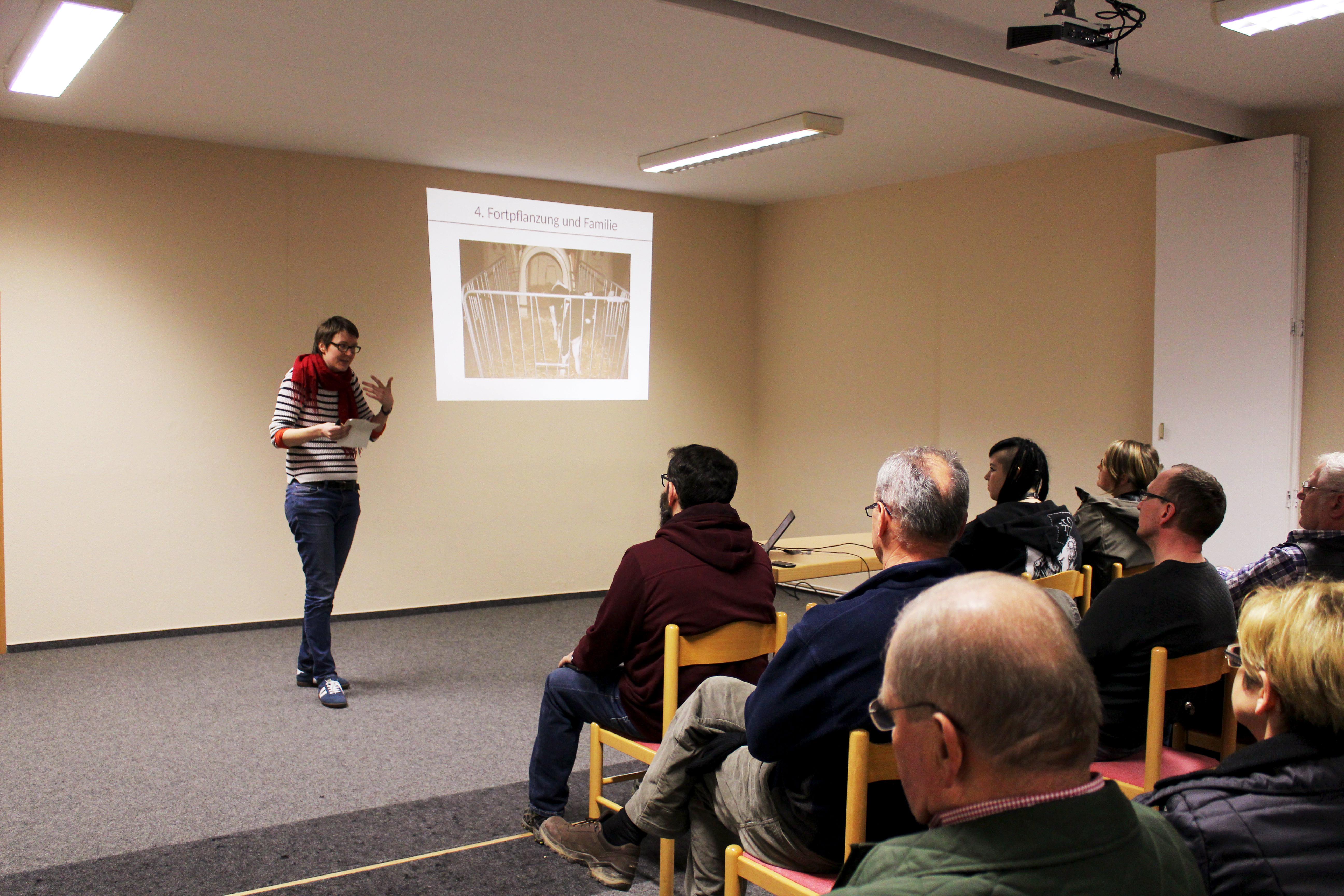 Angeregt und kontrovers: Unsere Infoveranstaltung zur Milchviehanlage in Pritzier